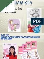 Orientasi Buku Kia Bagi Kader Dan Pemerhati Kesehatan