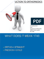 New Introduction to Ortho 1 Jan 20016