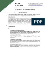 Informe 2 Residente Becara