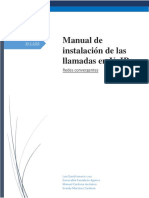 Manual Para Instalar Un Servidor en Virtual Box