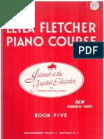 Leila Fletcher Book Five