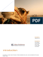 Hot and Dry Case Studies