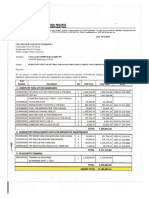 Budgetary Price Quotation for Preventive Main0001