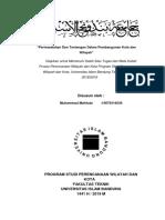 (PPWK)Permasalahan Dan Tantangan Dalam Pembangunan Kota Dan Wilayah