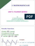Unit 2 Fourier Series Ppt