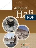 A Brief Method of Hajj