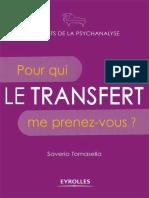 Le transfert (Les mots de la ps - Tomasella, Saverio.epub