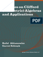 Book - Lectures on Clifford Geometric Algebra