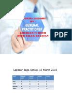 LAPORAN IGD Jum'at 15 Maret 2019-Fix