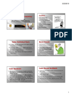Safety Lecture Handouts