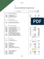 04_Presupuesto CH Membrillo
