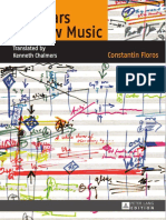 Constantin Floros, Kenneth Chalmers - New Ears for New Music-Peter Lang GmbH, Internationaler Verlag Der Wissenschaften (2014)