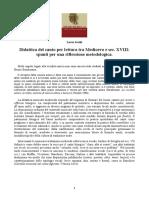 Didattica Antica Del Canto Per Lettura(1)