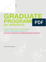 NTU Graduate Program