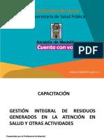 Presentación Residuos Hospitalarios y Similares 2018 (1)