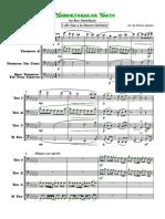 I All Star a La Steven Verhelst - Score and Parts