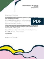 Cartas Plantilla