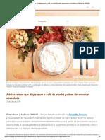 Adolescentes e Obesidade _ AGENCIA FAPESP