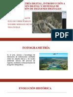 Fotogrametría Digital