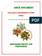 FSMS Guidance Document FruitsVegetable 15-03-2019