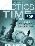 Tactics Time Newsletters. Vol.3 Chess Tactics From the Real Games of Everyday Chess Players ( PDFDrive.com )