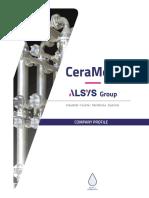 CeraMem-Alsys Group Company Profile