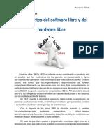 Antecedentes Software y Hardware libre