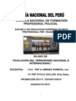 Silabo  EV. TERRORISMO  NACIONAL E INT.-ESPART..docx