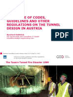 03 IGT-Influence of Codes Guidelines and Other Regulations on the Tunnel Design in Austria