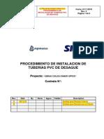 k Tfn 001b Const Proc 012 Proc Tuberias Pvc Desague