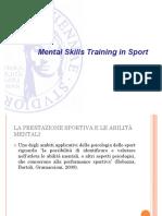Mental Training