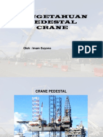 5. Pengetahuan Pedestal Crane