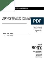 sony kdl-32w705b service manual