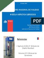 Mezcla Asfáltica Ejercicio 2015 Modo de Compatibilidad