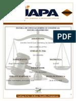 Tarea IV de Derecho Civil III