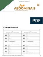 Evoluindo e Aprendendo 81-90 Abdominais _ 300 Abdominais