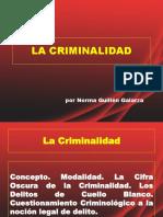 13va Clase Criminologia