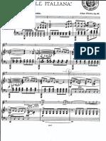 Förster - All'Italiana - Piano