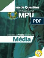 Colêtania de Questões MPU - Médio