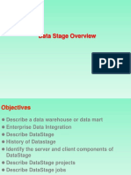 01 DataStage Overview