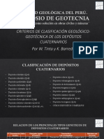 24abr 1. Ponencia Walter Tinta Criterios de Clasificación Depósitos Cuaternarios[1]