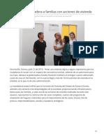 21-07-2019 Beneficia Gobernadora a Familias Con Acciones de Vivienda- Canal Sonora.com
