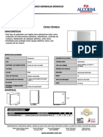 2K-EUGR806026N1 - Gabinete Electrico Usos Generales 80x60x26 Nema 1R (1)