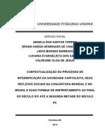 CONTEXTUALIZAÇÃO DO PROCESSO DE INTENSIFICAÇÃO DA SOCIEDADE CAPITALISTA