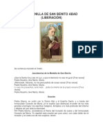Coronilla de San Benito Abad