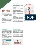 Folder - O Uso Indiscriminado de Medicamentos
