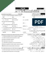 مطالعہ پاکستان نوٹس مختصر سوالات جماعت نہم