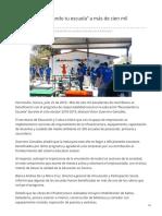 22-07-2019 Beneficia Rescatando tu escuela a más de cien mil alumnos--Canal Sonora