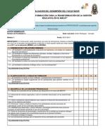 Evaluación Al Facilitador