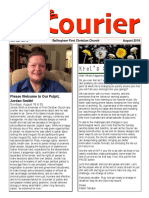 August 2019 Courier